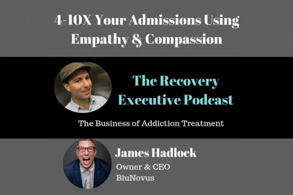 recovery executive header