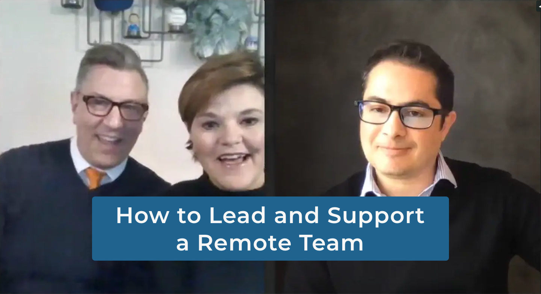 Remote Leadership Webinar