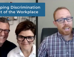 Anti-discrimination webinar