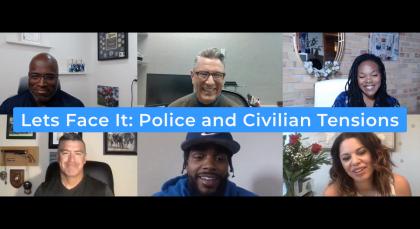 Police and Civilian Tensions Webinar