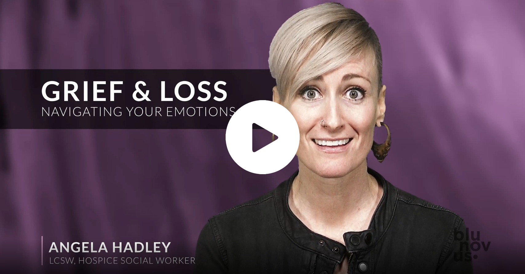 Angela Hadley Grief and Loss Course image