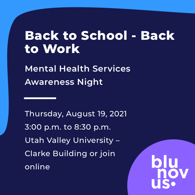 Back to School - Back to Work event details image